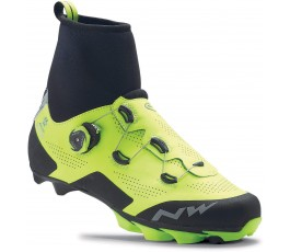 Northwave Raptor Artic GTX Giallo Fluo