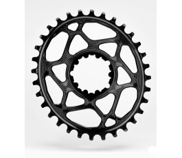 Corona Absolute Black Ovale Sram DM BOOST Black