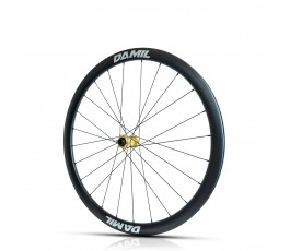 Coppia Ruote Strada Ciclocross Damil DR-18C ALL ROAD 38 Disc