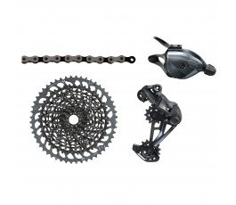 Sram Kit upgrade GX Eagle DUB 10-52 12V