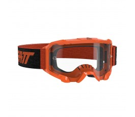 Leatt Maschera Velocity 4.5 Neon - Orange Clear